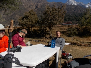 New Year's Day in Lukla